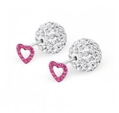 Cherry Amore - Love Ear Studs