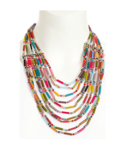 Cherry Amore - Waterfall Necklace