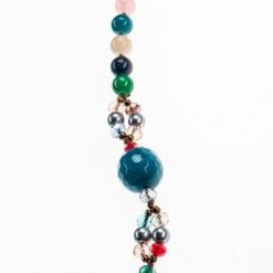 Cherry Amore - Glass Beaded Necklace
