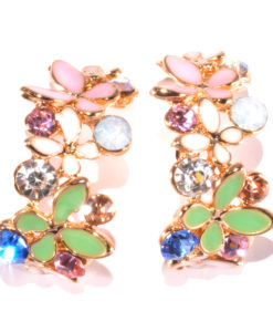 Cherry Amore - Mixed Butterfly Stud Earrings