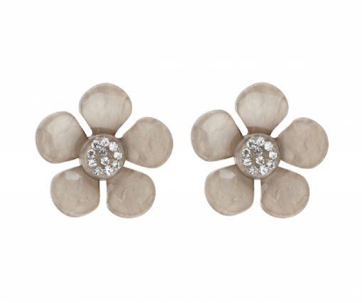 Pretty Flower Stud Earrings - Cherry Amore
